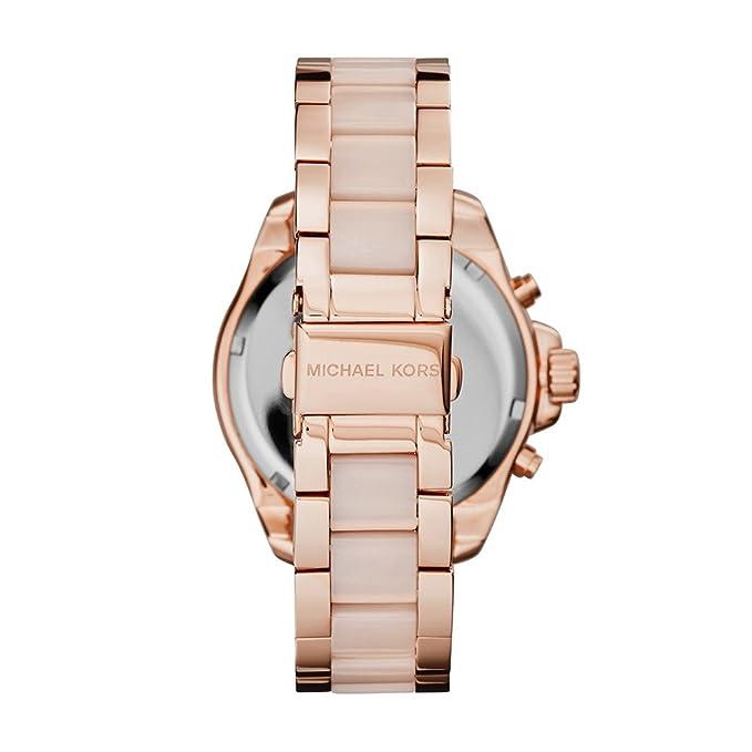 8778efb39ba8 Amazon.com  Michael Kors Women s Wren Two-Tone Watch MK6096  Michael Kors   Watches
