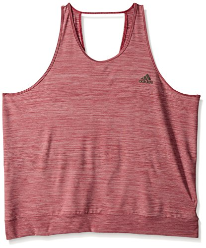 adidas Womens Performer Banded Tank Top