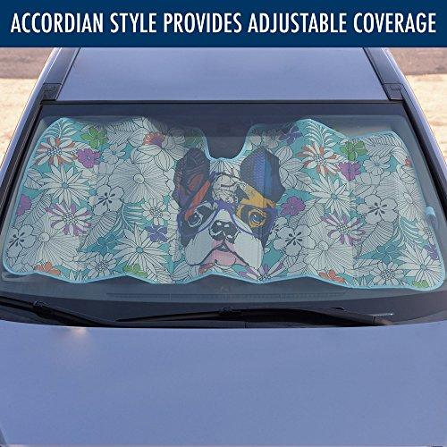 Buy car sun shade windshield dog