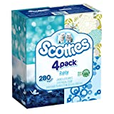 Scotties 2-Ply Facial Tissue, 70 Count