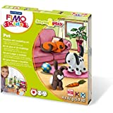 Fimo kids Pet Form and Play Set