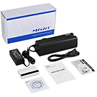 Misiri 606 HiCo Magnetic Card Reader Writer Work With 607 608 705 706