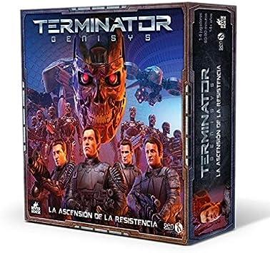 GENX Terminator Genisys: La Ascension de la Resistencia - Juego de Mesa [Castellano]: Amazon.es: Juguetes y juegos