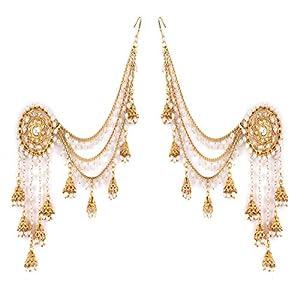 Shining Diva Fashion Gold Plated Fancy Party Wear Earring