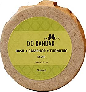 Dobandar Basil Soap 100gms