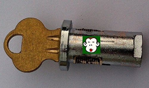 Oak Vista, 300, or 450 Gumball or Candy Vending Machine Lock & Key