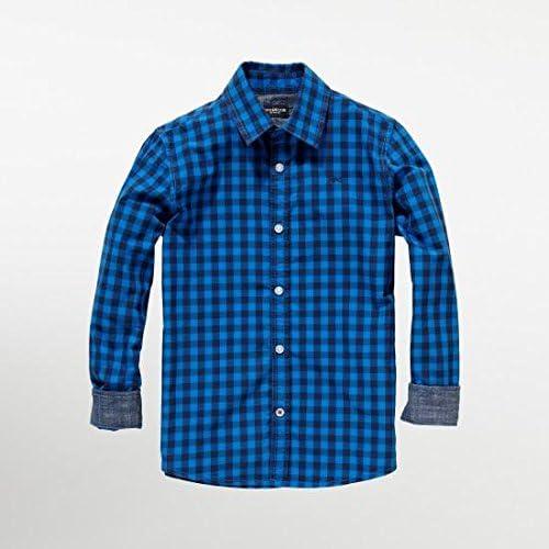 Mc Gregor - Camisa - para niño azul 104: Amazon.es: Ropa y accesorios