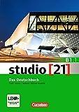 img - for studio [21] - Grundstufe B1: Teilband 01. Das Deutschbuch (Kurs- und  bungsbuch mit DVD-ROM): DVD: E-Book mit Audio, interaktiven  bungen, Videoclips by Hermann Funk (2015-06-01) book / textbook / text book