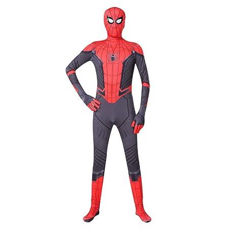 Spider-Man: Lejos de casa, Película Cosplay Disfraz para niños ...