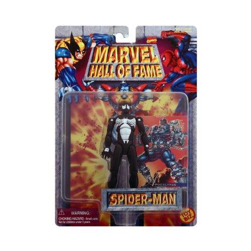 (Toy Biz Marvel Hall of Fame Spider-Man (Black Costume))