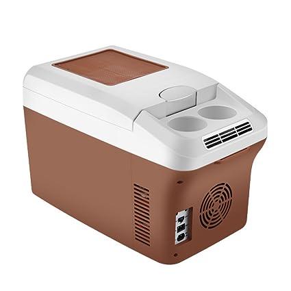 Refrigerador Del Coche 15L Portátil Mini Refrigerador Congelador El Coche Y El Hogar Están Disponibles 12v