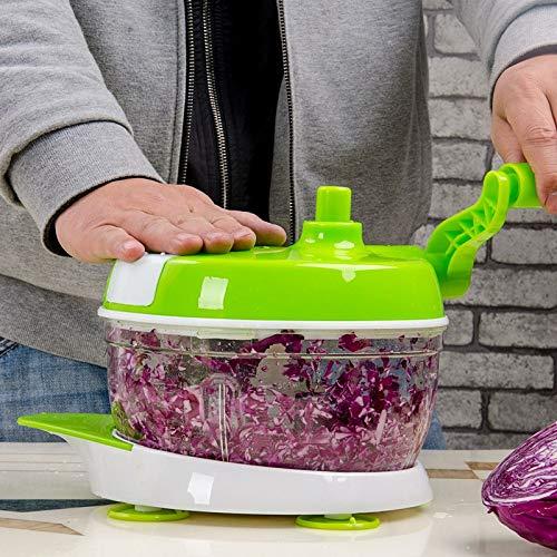 Manual Food Processor Miracle Chopper Baby Multi Vegetable Chopper Meat Grinder Fast Maker Food Mixer