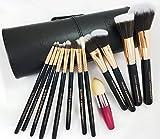 My London Make Up Co Japanese Fiber Makeup Brushes