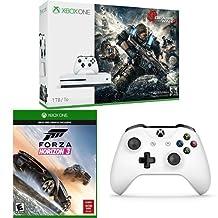 Xbox One S 1TB Console - Gears of War 4 Bundle - Bundle Edition + Forza Horizon 3 + Xbox One Wireless Controller