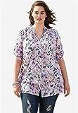 Roamans Women%27s Plus Size English Flor
