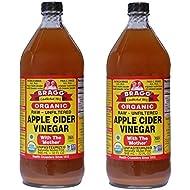 Bragg Organic Raw Apple Cider Vinegar -- 32 fl oz - 2 pc