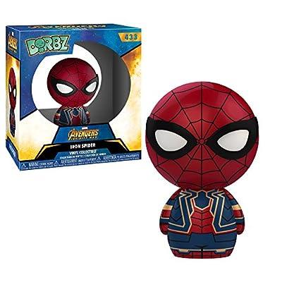 Funko Dorbz Marvel: Avengers Infinity War - Iron Spider: Funko Dorbz Marvel:: Toys & Games