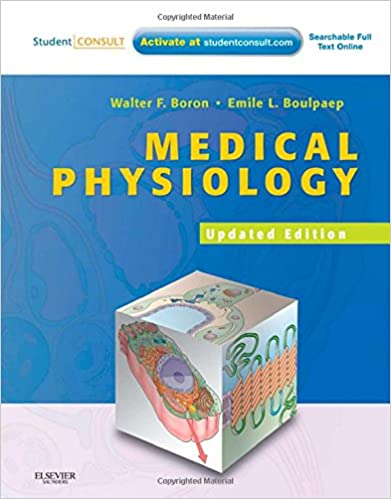 medical physiology 2e updated edition with student consult online