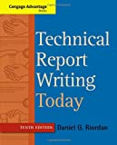 Technical Report Writing Today, Riordan, Daniel, 1133607381