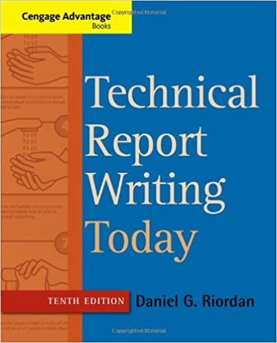 Books on report writing
