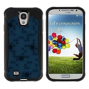 LASTONE PHONE CASE / Suave Silicona Caso Carcasa de Caucho Funda para Samsung Galaxy S4 I9500 / Simple Pattern 11