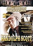 The Great American Western, Vol. 1: Randolph Scott [Import]