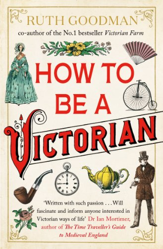 How be Victorian Ruth Goodman ebook product image