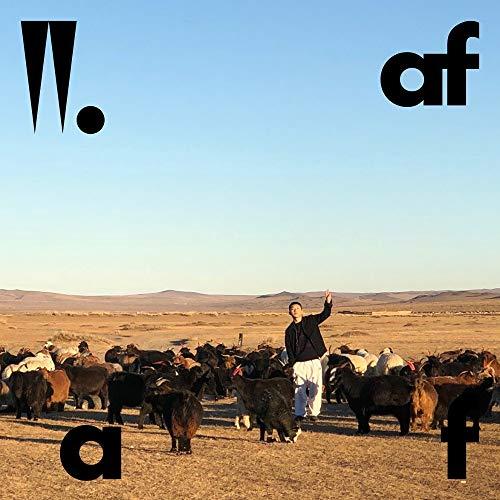 MUSIC & NEW WOO Won JAE - af (EP) CD+Booklet