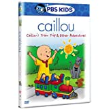 Caillou - Caillou's Train Trip & Other Adventures