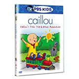 : Caillou - Caillou's Train Trip & Other Adventures