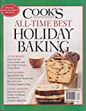 Cook's Illustrated All Time Best Holiday Baking Magazine 2016