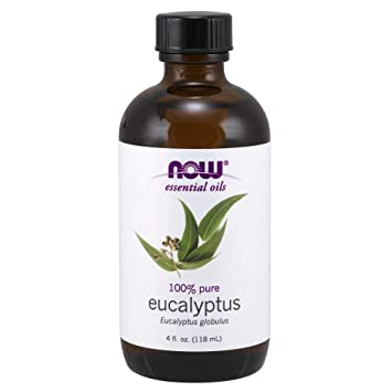 d97fe73b6d5b Image Unavailable. Image not available for. Color  NOW Eucalyptus Oil ...