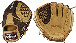 """product image for Nokona 10.5"""" Youth Alpha Select Series Glove"""