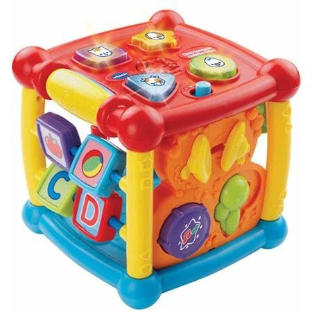 - VTech Busy Learners Activity Cube WLM