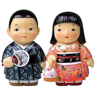 Woman With Boy Doll
