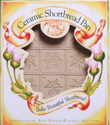 Brown Bag Snowflake Shortbread Cookie ()