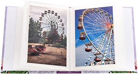 CL-LB100 Arpan 15,2 x 10,2 cm, 100 fotos, varios dise/ños y colores - /Álbum de fotos