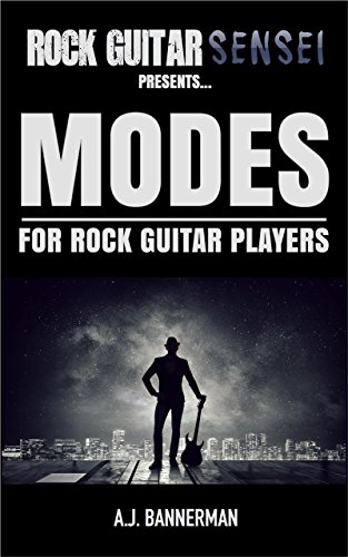 - Modes For Rock Guitar Players