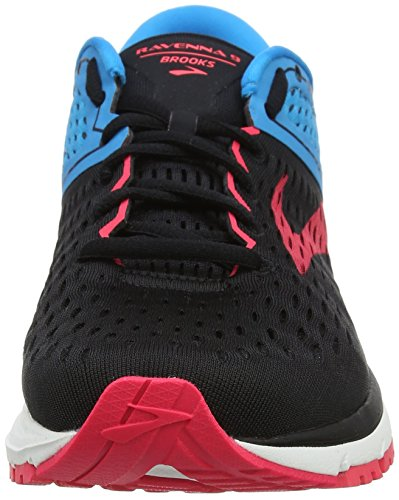 Ravenna Running Pink Multicolore 1b036 9 Brooks Blue Femme Chaussures de Black awIWqd