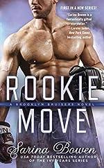 Rookie Move (A Brooklyn Bruisers Novel Book 1)