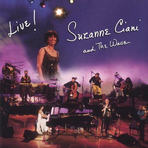 Suzanne Ciani and the Wave:Live!