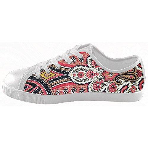 Shoes Kids Scarpe Scarpe Le Paisley Custom Canvas 8wtC4Cq