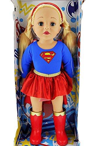 Madame Alexander DC Comics Superhero Girl Doll 18