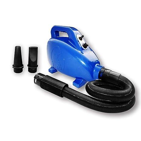 HUQQZ Pet Grooming Hair Dryer Máquina Baño Perros Secador Alta Potencia Profesional Alta Potencia Bajo Ruido