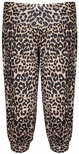 Brown Fashions Donna Leopard Pantaloncini Islander SBwpxZqWzz