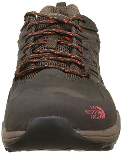 The North Face Hedgehog Hike Gtx, Botas de Senderismo para Hombre Marrón (Brown /  Tibetan Orange)