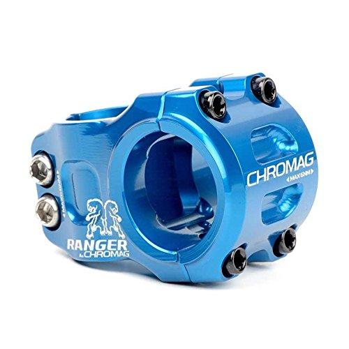 Chromag Ranger V2 Vorbau Ø 31,8 mm blau Länge 70 mm 2018