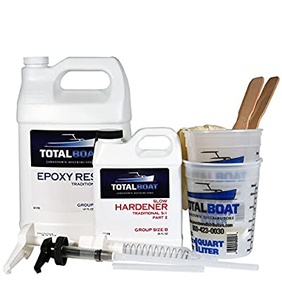 TotalBoat 5:1 Epoxy Resin Kits