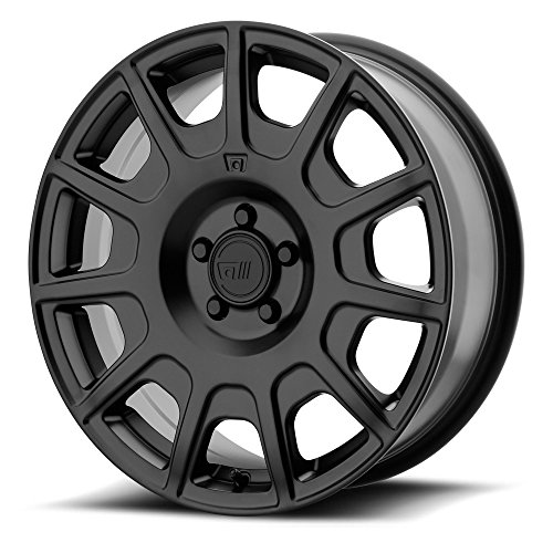 Motegi Racing MR139 Wheel Rim Satin Black 15×7 5×100 15mm
