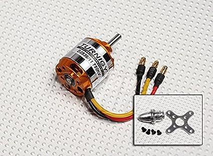 Turnigy  D2836//11 750kv brushless Outrunner Motor!